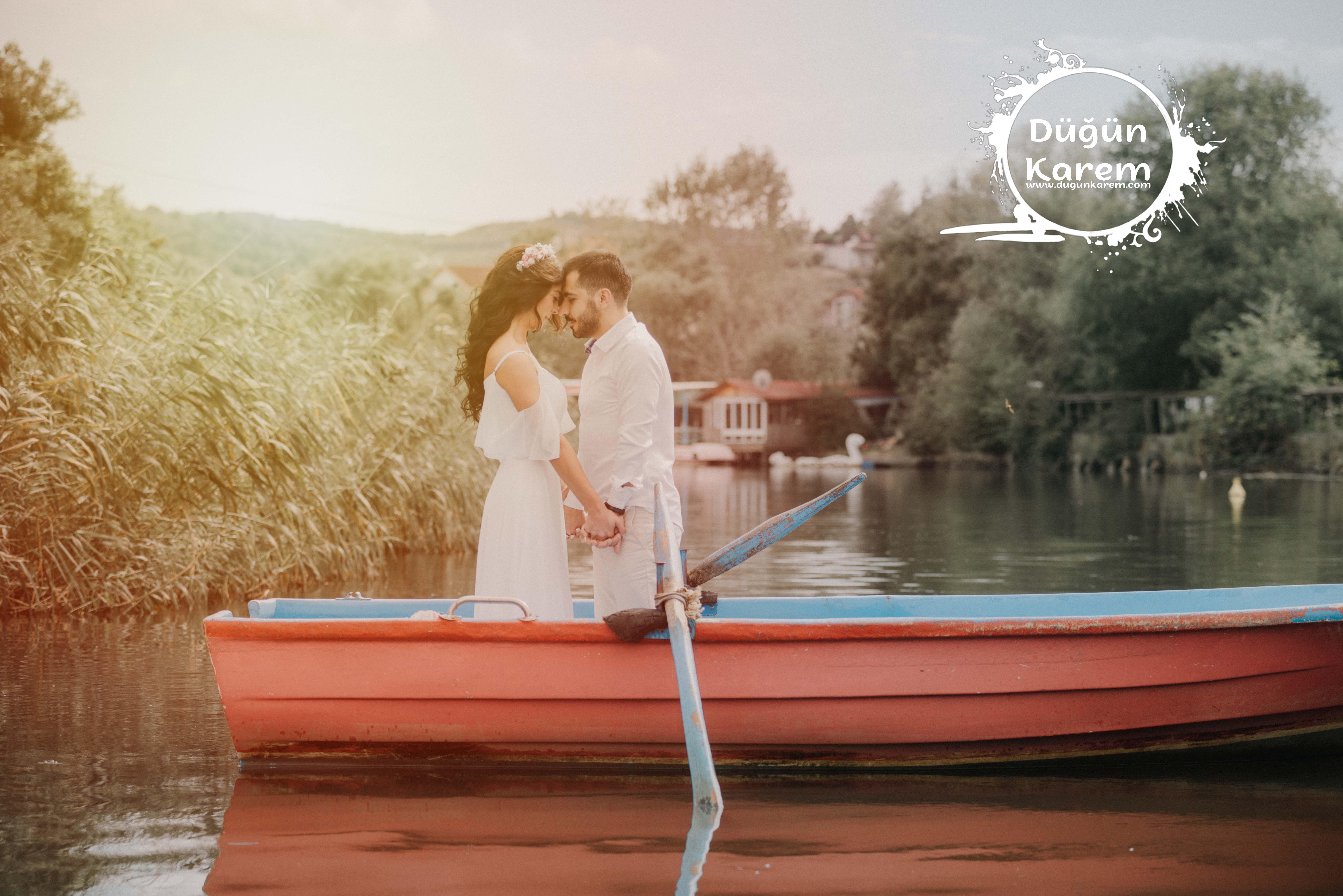 Şile Düğün hikayesi save the date
